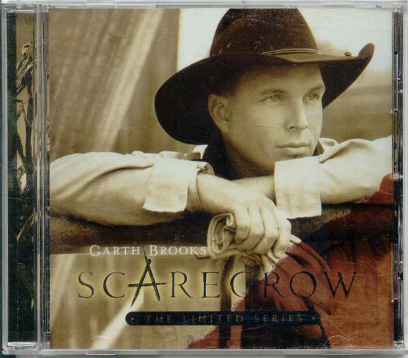 Garth Brooks Scarecrow
